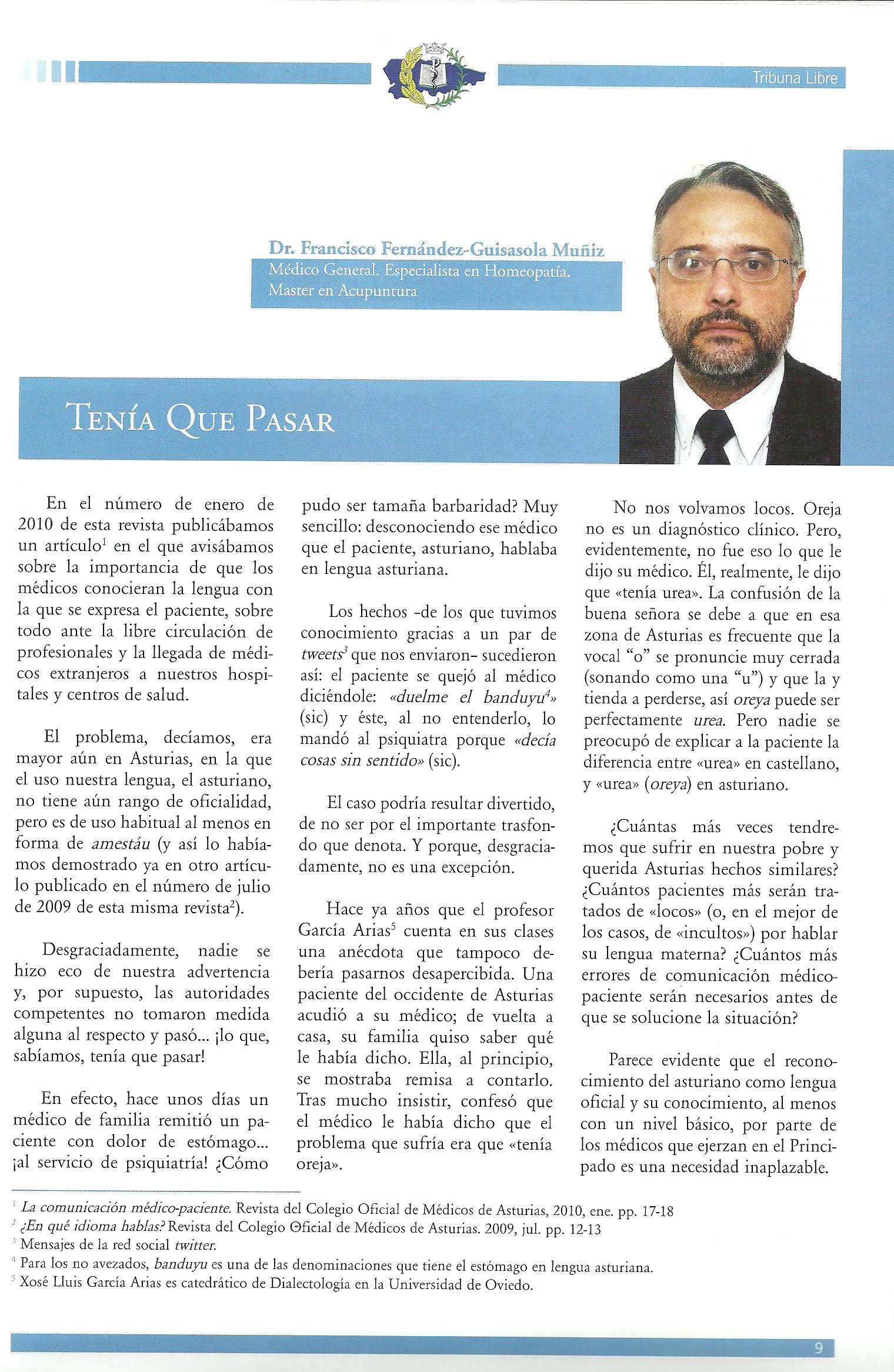 Curriculum Del Dr Guisasola